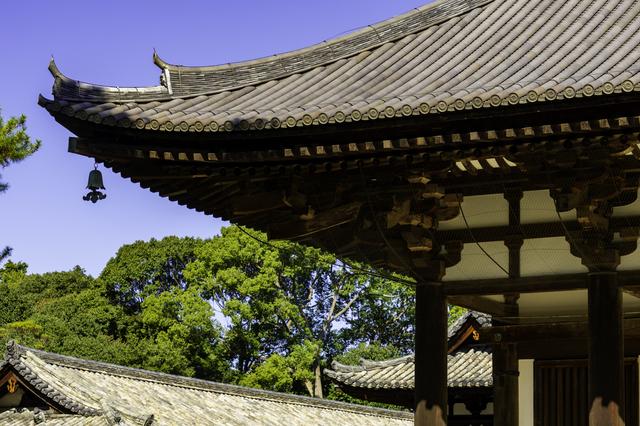 唐招提寺(奈良)