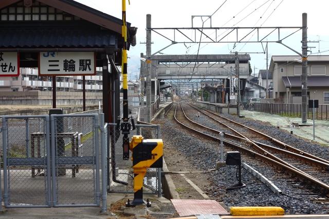 JR三輪駅(奈良)