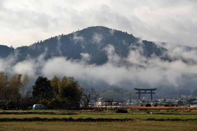 三輪山(奈良)