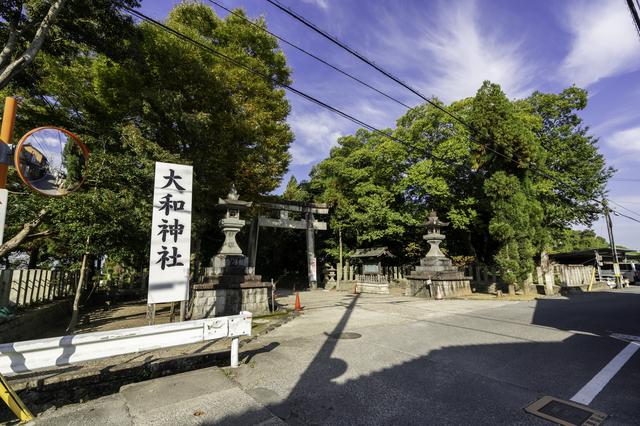 大神神社(入り口)