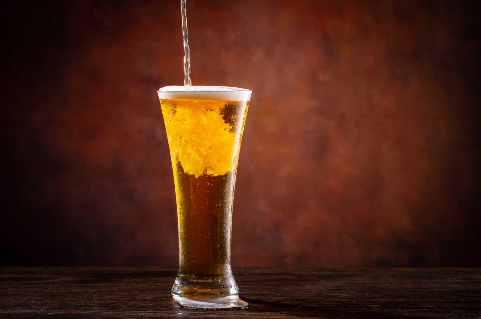 行った先でクラフトビールを見つけて飲む