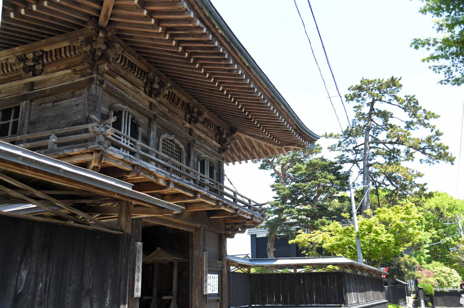 大きな寺社仏閣