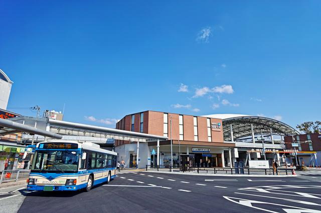 西宮・阪神甲子園駅前