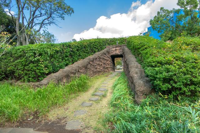 大森貝塚遺跡庭園2