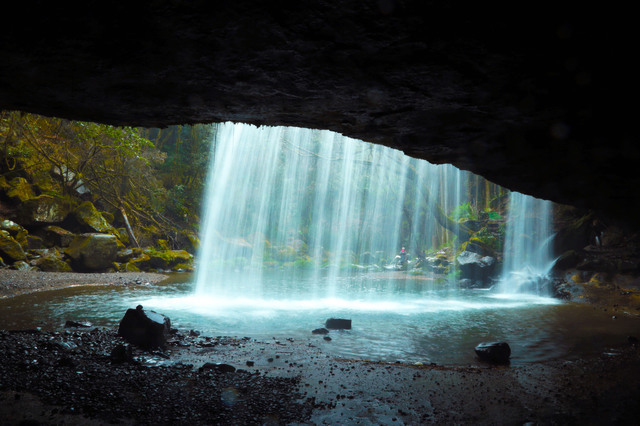 熊本県鍋ヶ滝