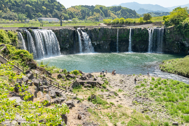 原尻の滝(大分)