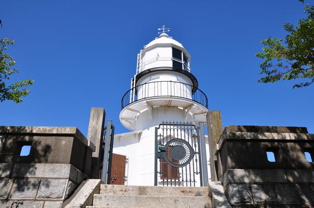 関崎灯台(大分)