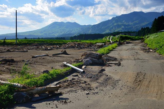 岡山・豪雨災害