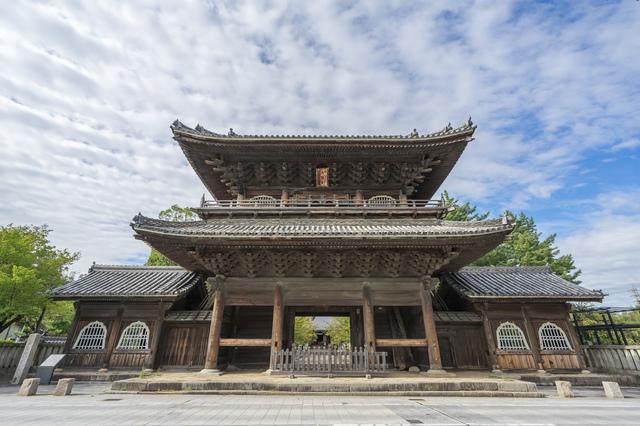 大樹寺(岡崎)
