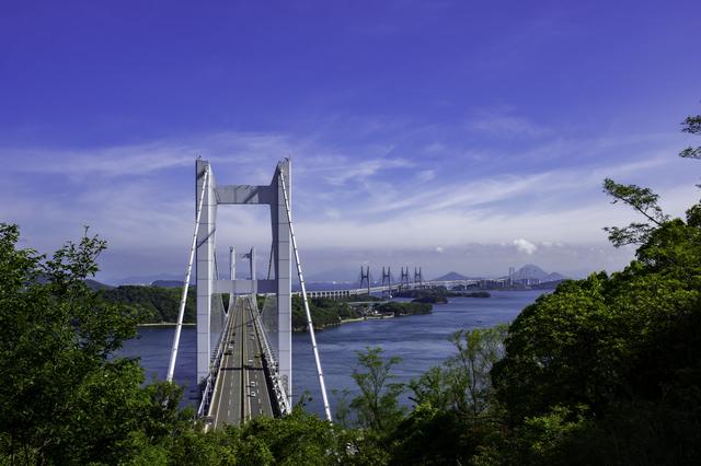 岡山・瀬戸大橋