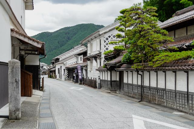 勝山の酒蔵(岡山県真庭市)