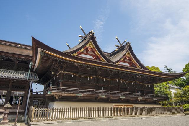 吉備津神社(岡山)