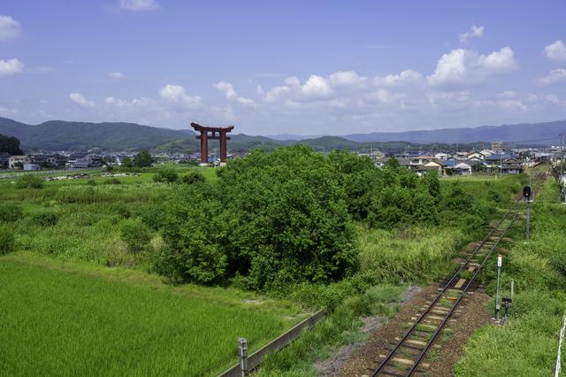岡山・最上稲荷周辺