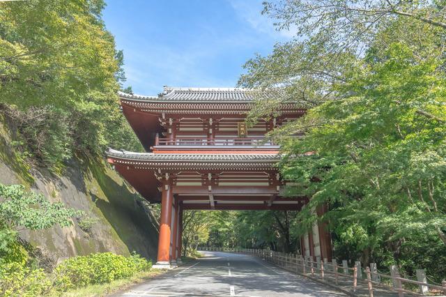 一畑山薬師寺(岡崎)