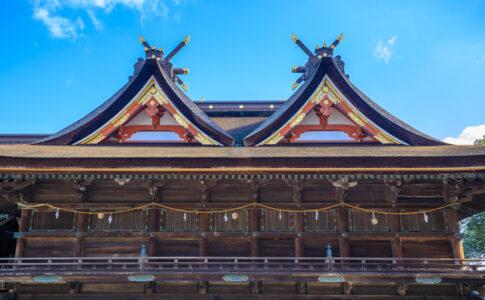 本殿(吉備津神社)