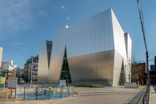 私立の美術館