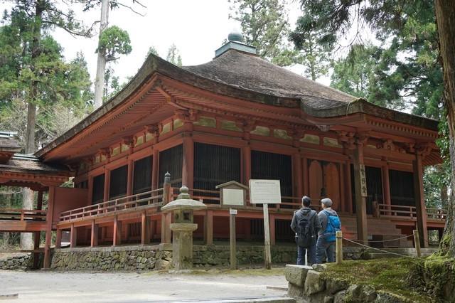 比叡山延暦寺・常行堂