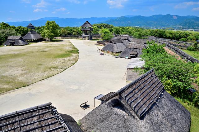 吉野ヶ里歴史公園(佐賀)