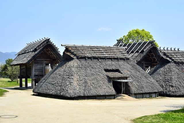 弥生時代以降の遺物(吉野ヶ里歴史公園)