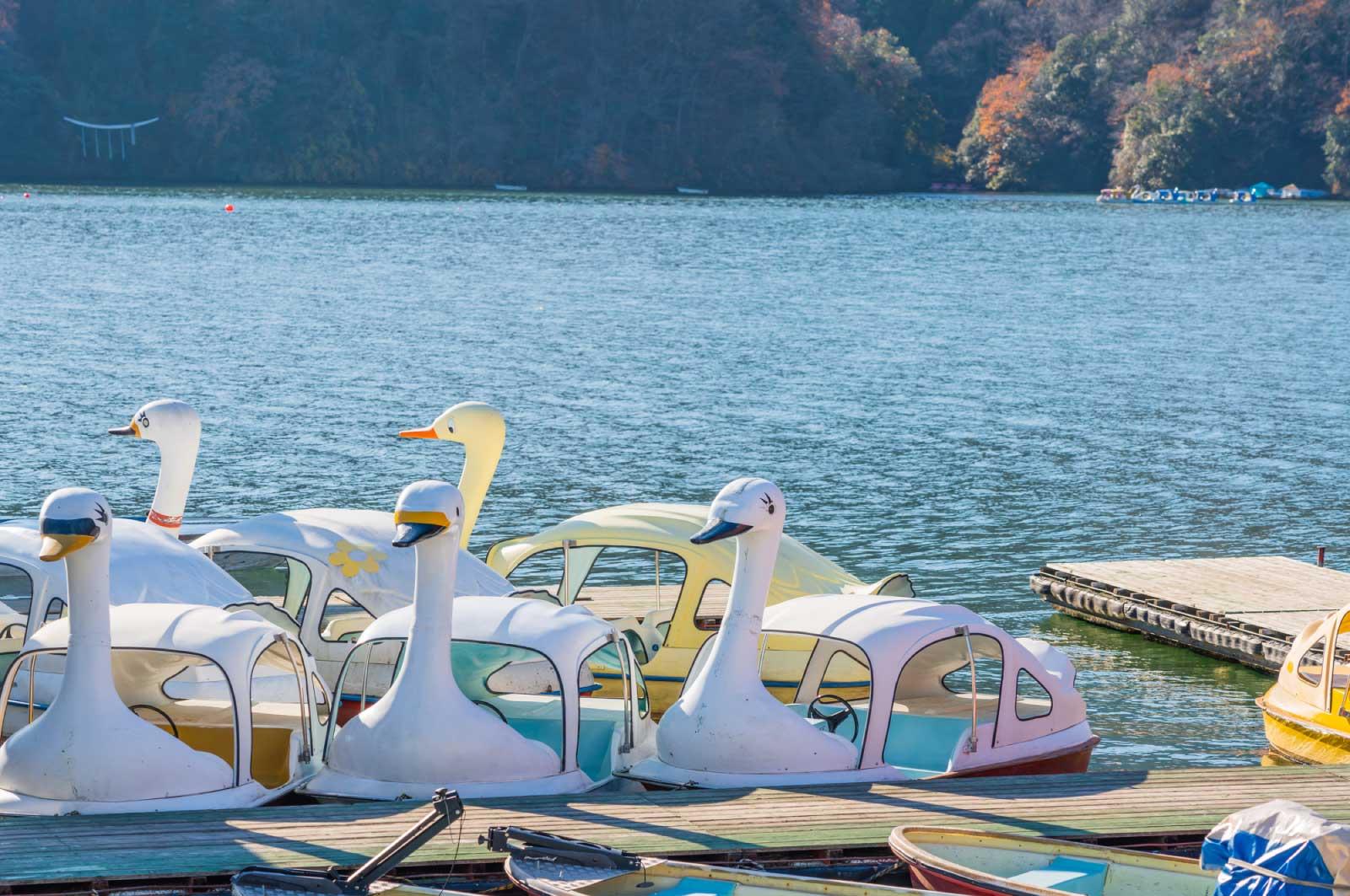 相模湖でぶらぶらする生活