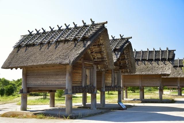 高床式倉庫(吉野ヶ里歴史公園)