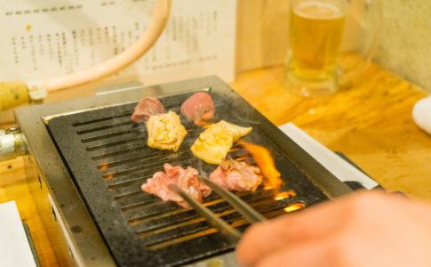 堺の焼肉屋