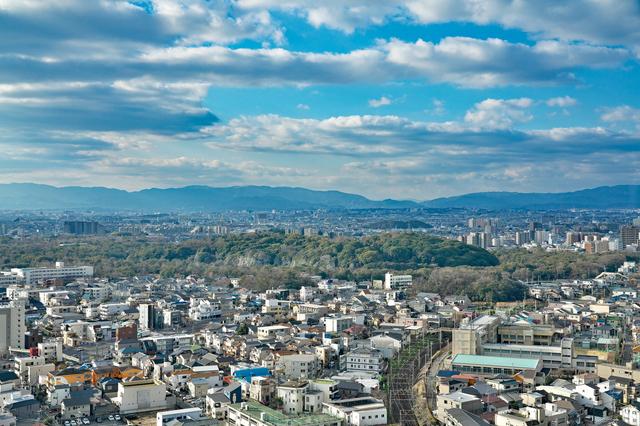 堺市と仁徳天皇陵