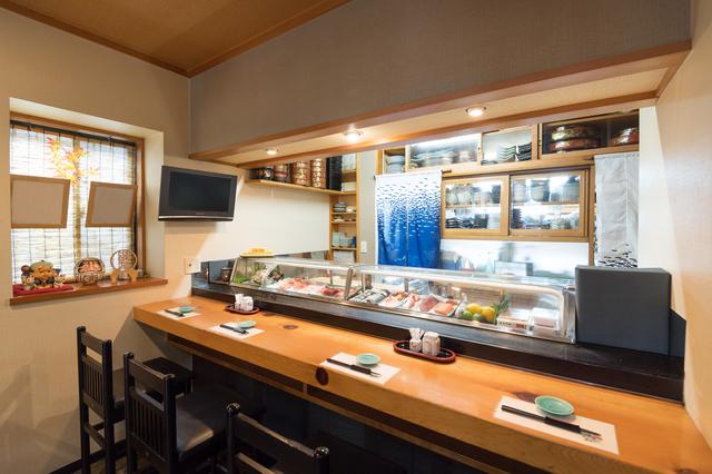 堺の寿司屋
