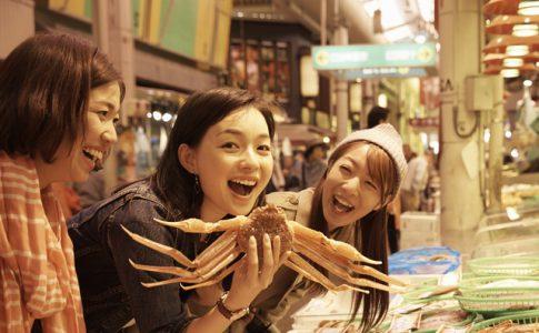 近所のママ友達数人と共に日帰りで札幌まで旅行