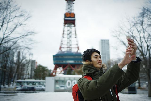 「札幌」と答える