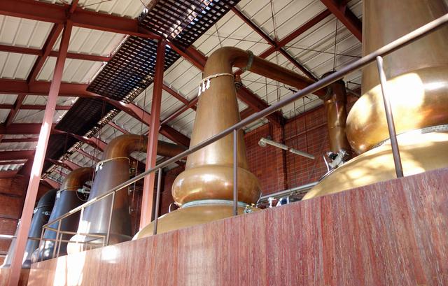 """有名なウイスキーの工場"""""""