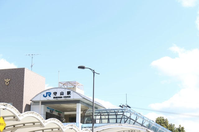 守山駅(滋賀)