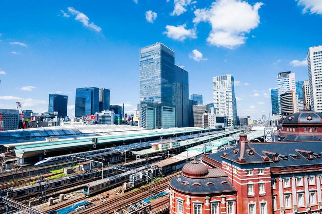 東京駅付近