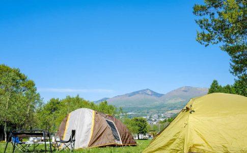 静岡にも魅力的なキャンプ場がたくさん