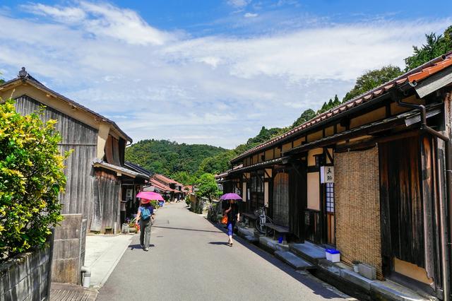 石見銀山(大森の町)