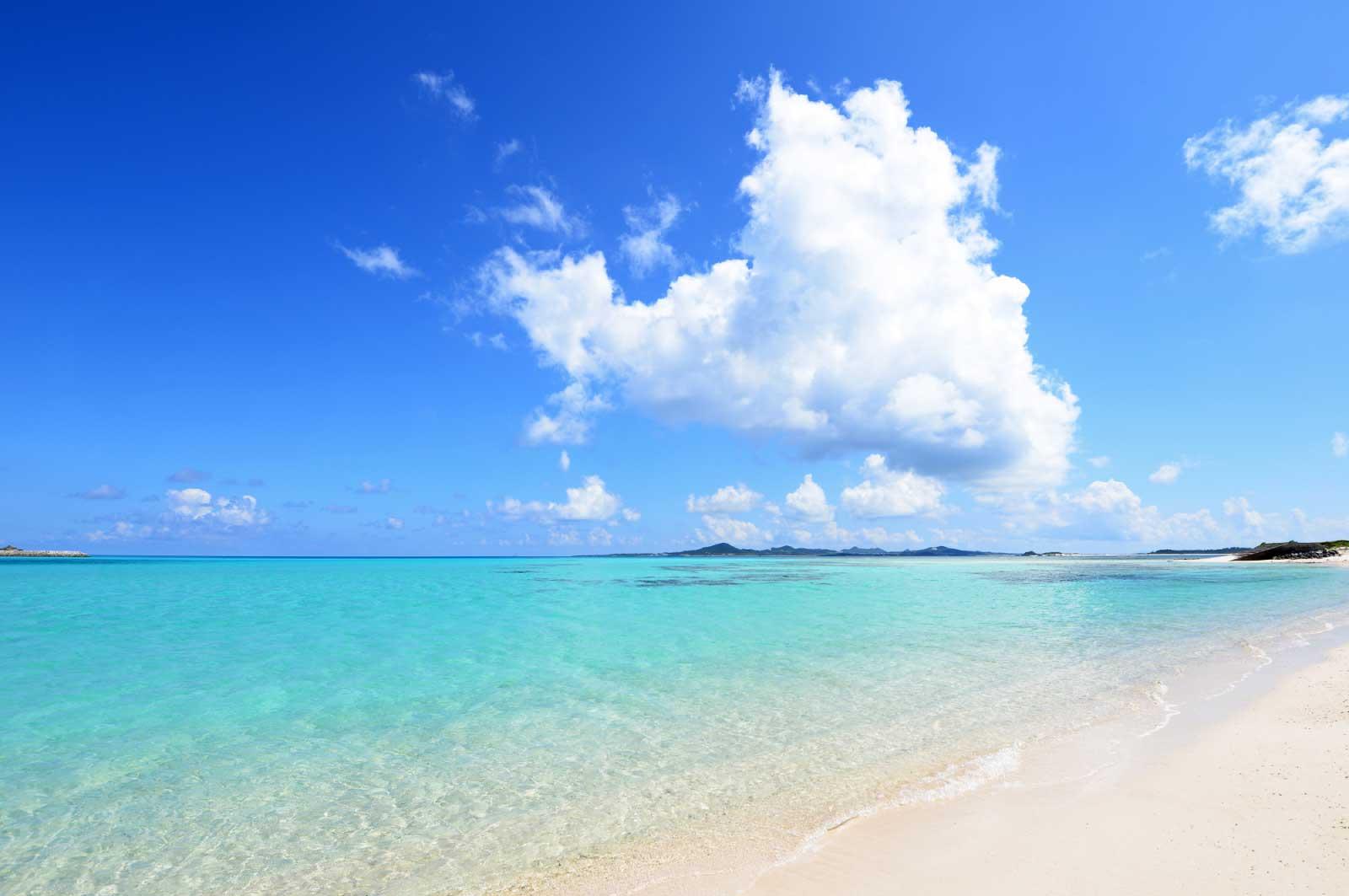 東京には沖縄のような海がない