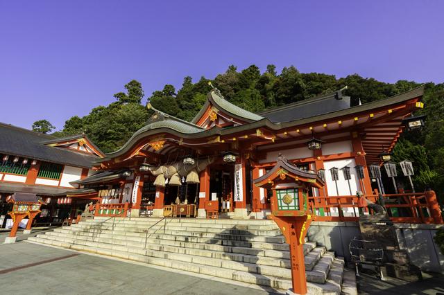 太皷谷稲成神社(本殿)