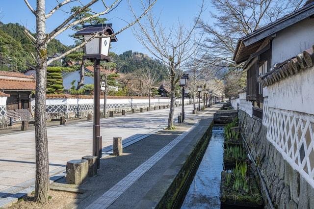 津和野(殿町通り)