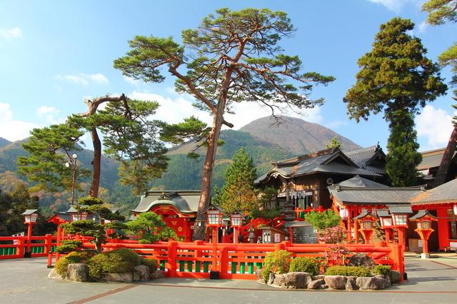 太皷谷稲成神社(島根)