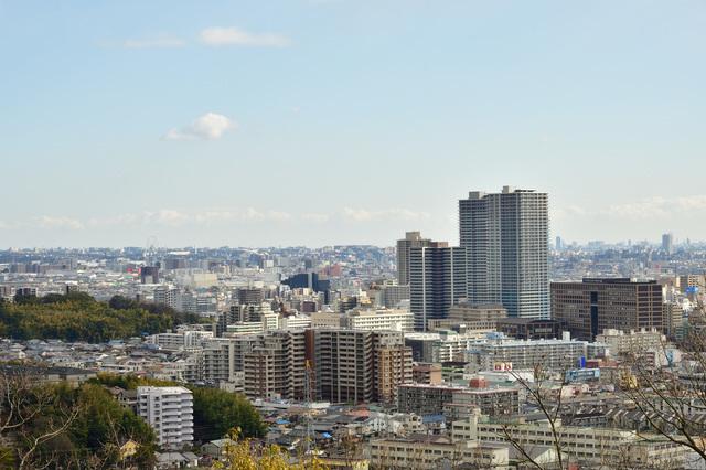 大阪・高槻の街並み