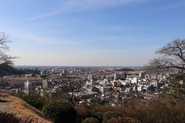 織姫公園展望台
