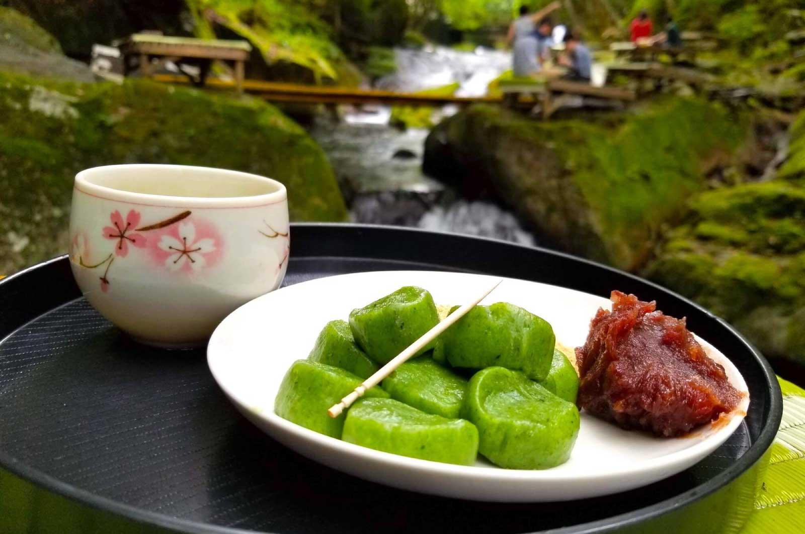 小太郎茶屋の団子