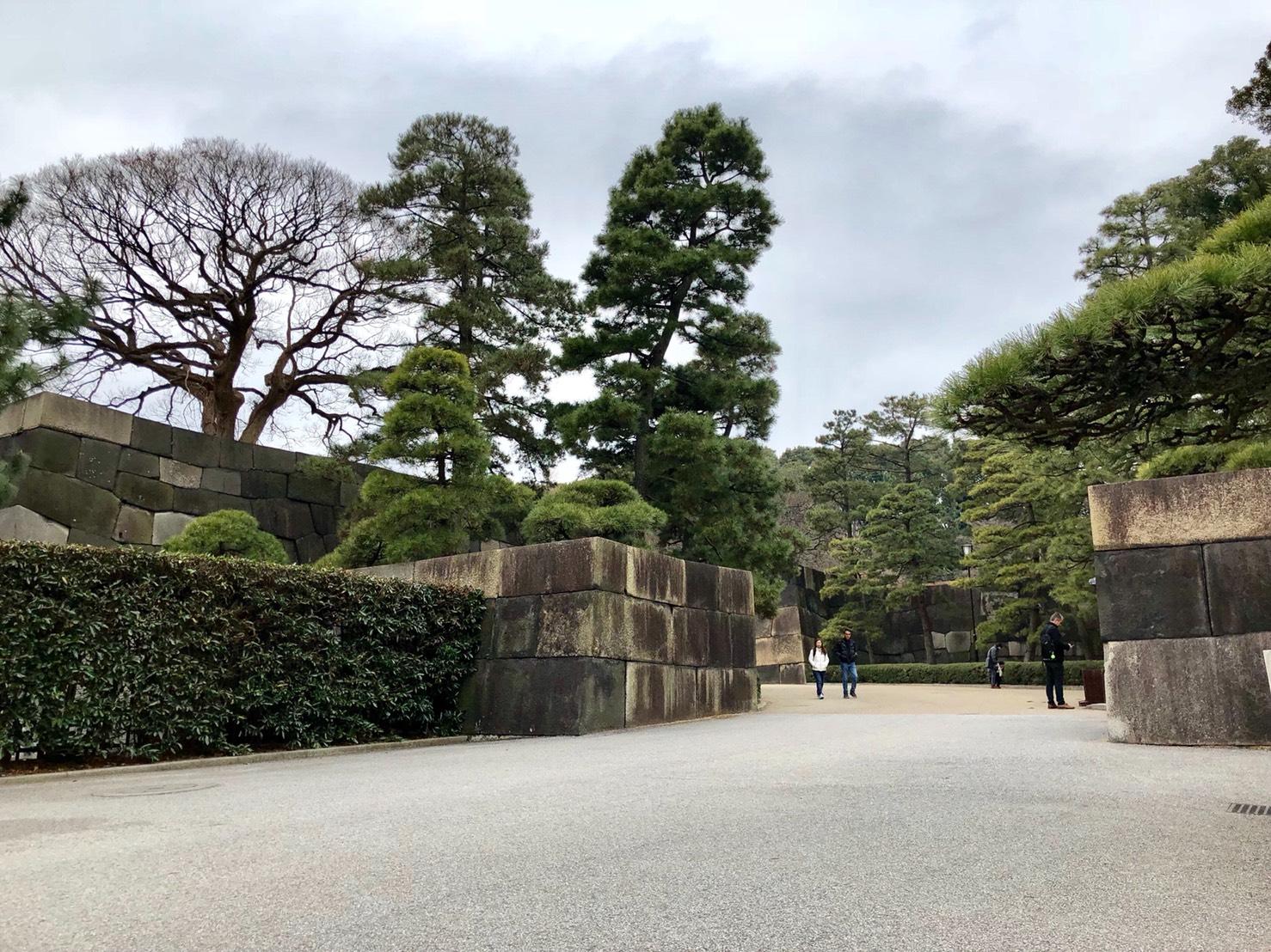 江戸城・大手三の門