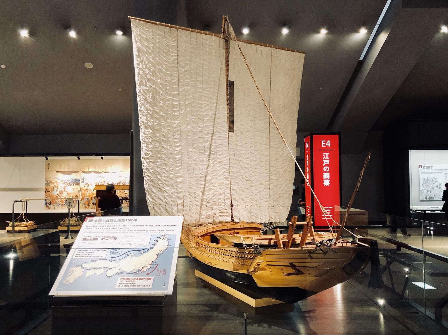 江戸時代の船