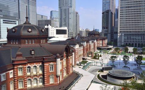 東京駅は名建築
