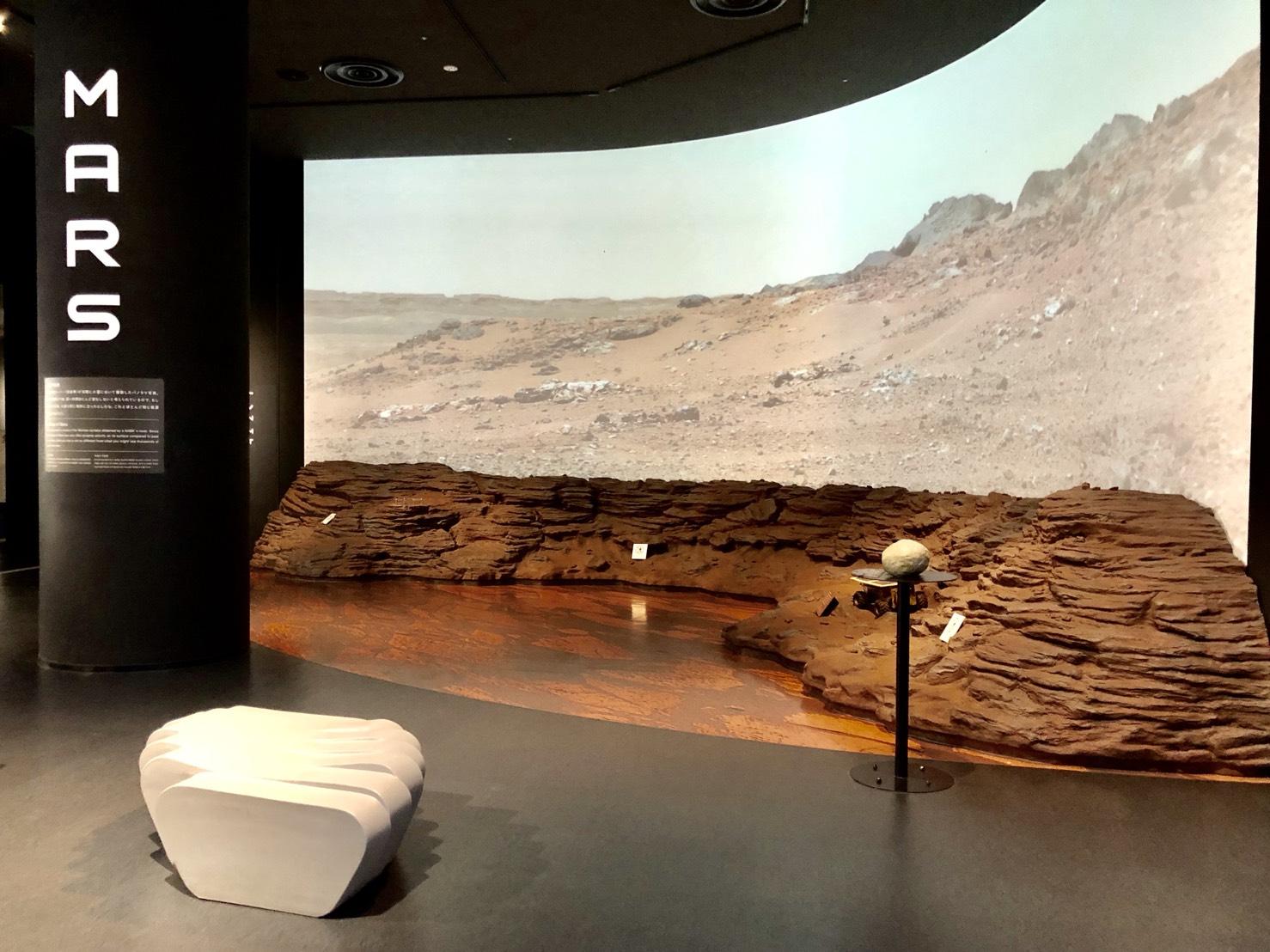 火星ゾーン