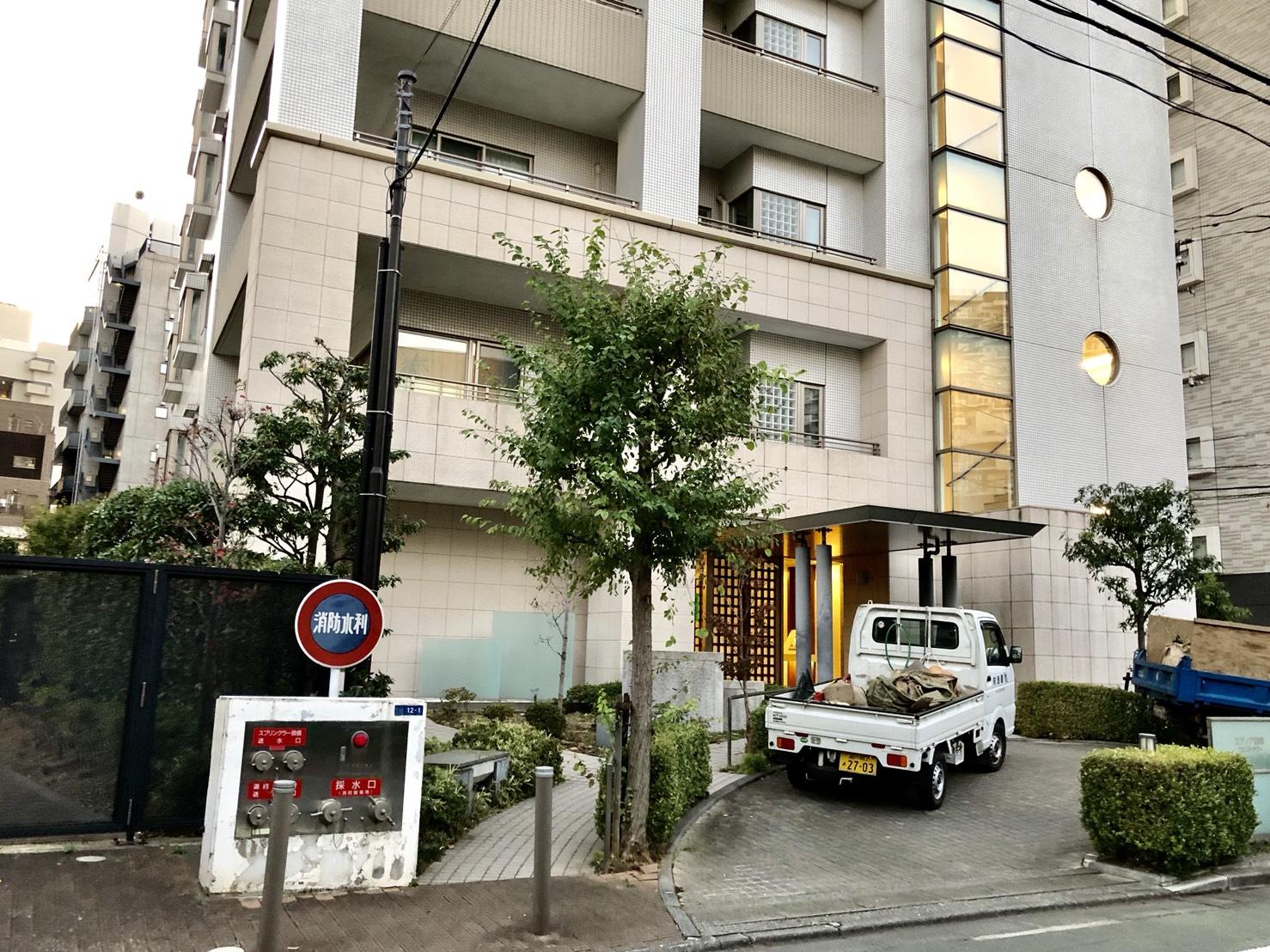 桑野信介とみちるが住むマンション
