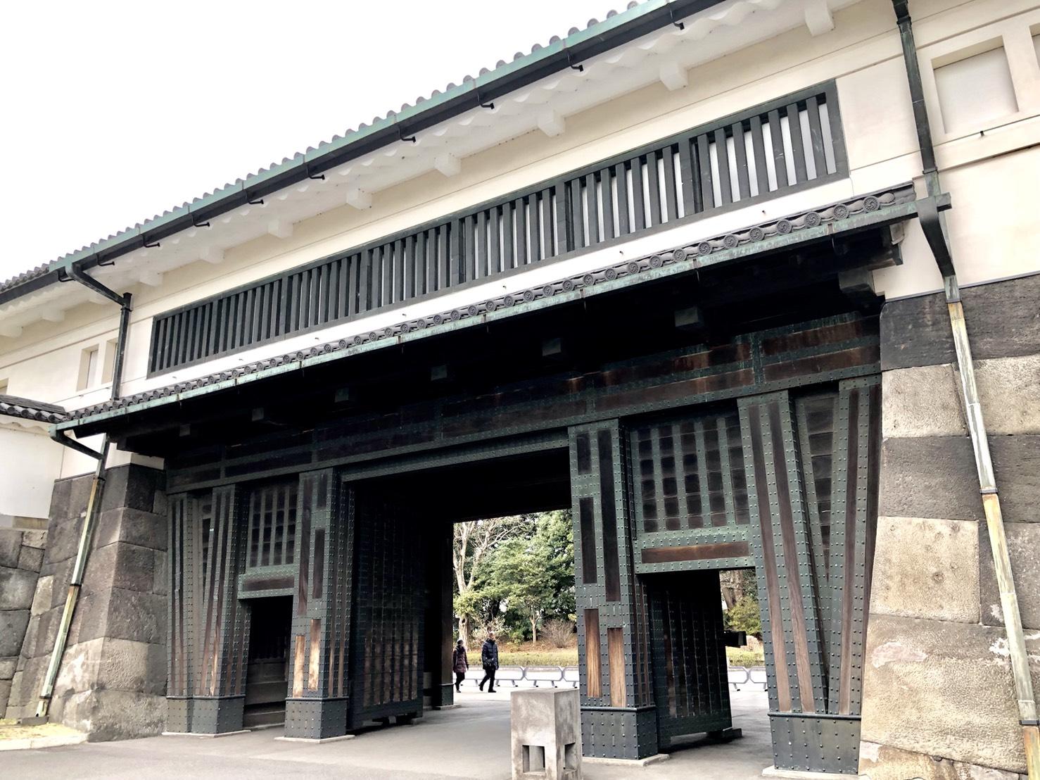 江戸城・大手門