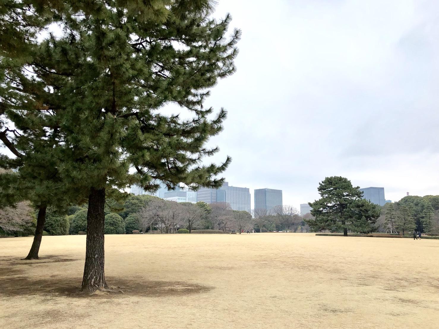 江戸城・本丸跡