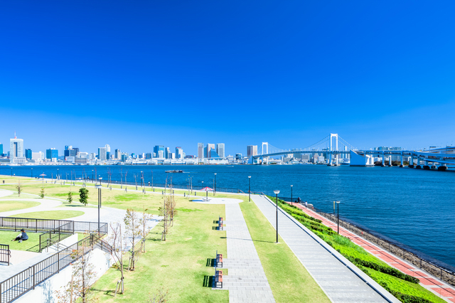 豊洲ぐるり公園(東京)
